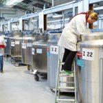 TBG scientists analyse samples from German Environmental Specimen Bank